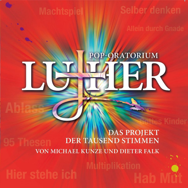Pop-Oratorium Luther