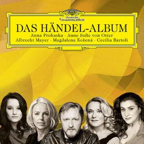 Excellence, Das Händel-Album, 00028948264445