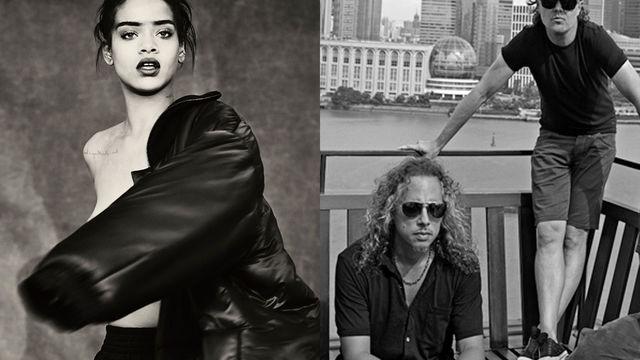 Metallica, Global Citizen Festival 2016: Rihanna, Metallica und Co. werden laut für Chancengleichheit und gegen Armut