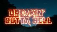 Airbourne, Breakin' Outta Hell (Lyric Video)