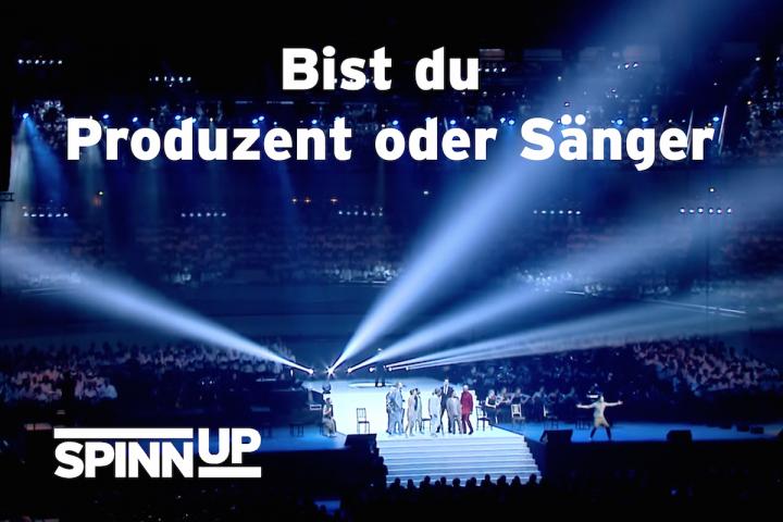 Du bist Produzent oder Sänger? Dieter Falk und Universal Music suchen DICH für das Album Pop-Oratorium Luther!
