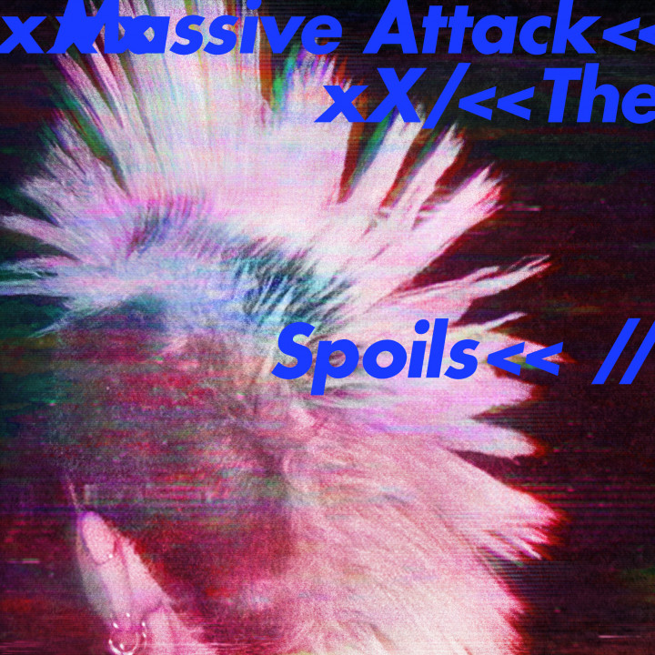 Massive Attack The Spoils EP Cover