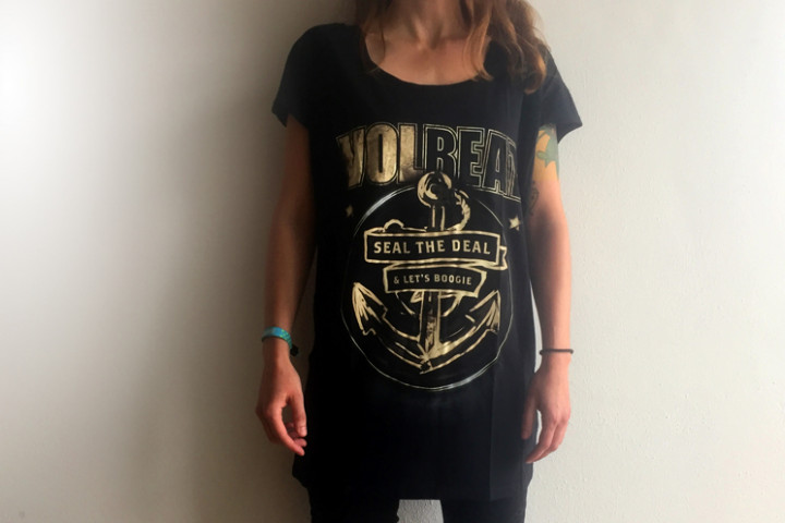 "Volbeat Gewinnspiel ""Seal The Deal & Let's Boogie"""