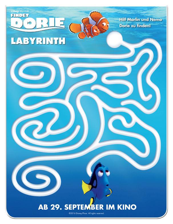 FINDET_DORIE_Labyrinth