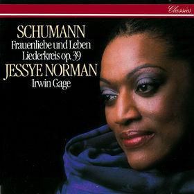 Jessye Norman, Schumann: Frauenliebe und -leben; Liederkreis, Op.39, 00028948306749