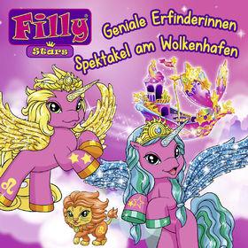 Filly, 06: Geniale Erfinderinnen / Spektakel am Wolkenhafen, 04895069075658
