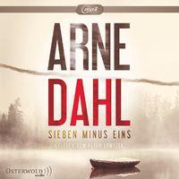 Arne Dahl, Arne Dahl: Sieben minus eins (Berger & Blom,Bd. 1)