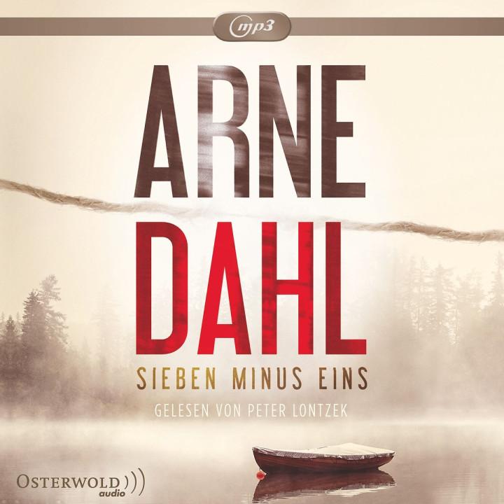 Arne Dahl: Sieben minus eins (Berger & Blom,Bd. 1)