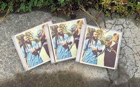 Gentleman & Ky-Mani Marley, Die Trophäe aller Fanartikel: Gewinnt das von Gentleman signierte Album Conversations