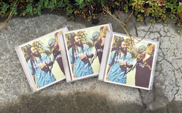 Gentleman & Ky-Mani Marley, Conversations: Gewinnt das von Gentleman handsignierte Album
