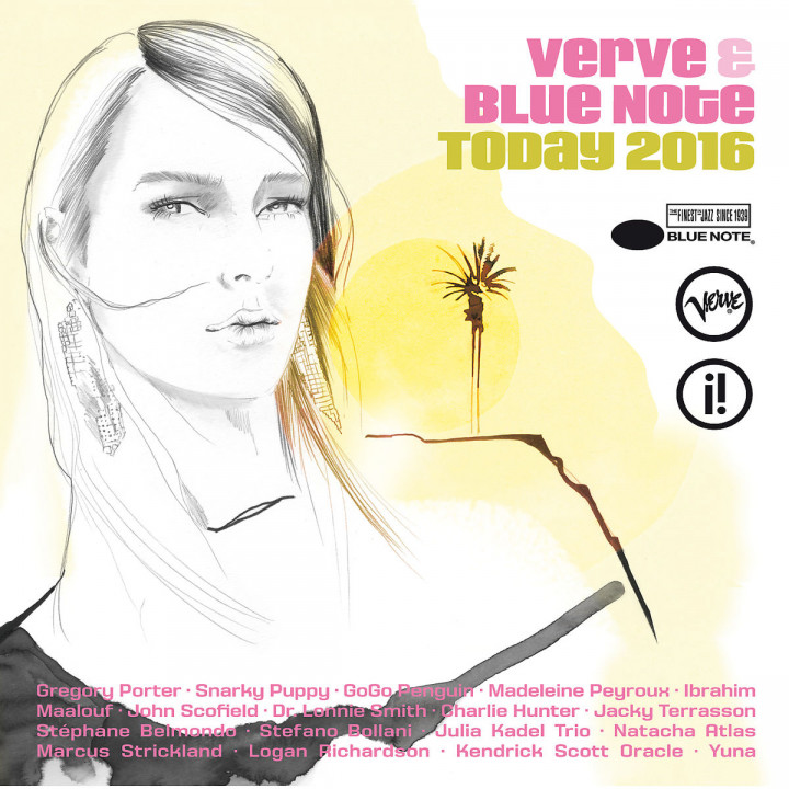 Verve and Blue Note Today 2016