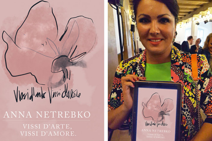Anna Netrebko Designcontest