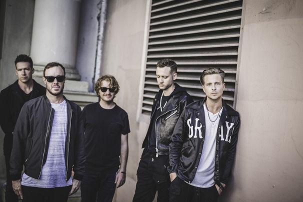 OneRepublic, SWR3 hautnah am 4. November 2016: Gewinnt Tickets für das einzige 2016er OneRepublic-Konzert in Deutschland