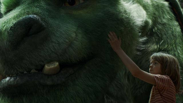 Disney, Disneys Fantasy-Spektakel Elliot, der Drache ist ein visuelles und musikalisches Abenteuer
