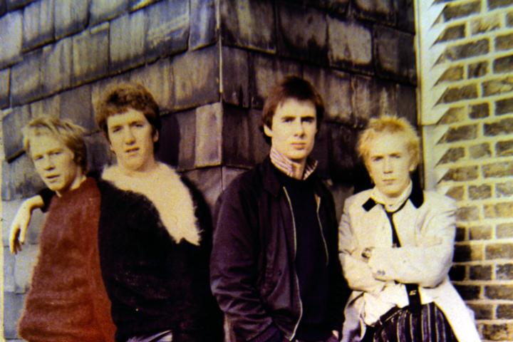Sex Pistols_Pressefoto_ohne Sid Vicious