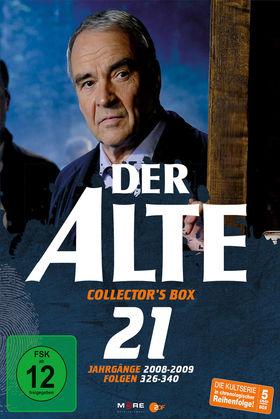 Der Alte, Der Alte Collector's Box Vol.21 (15 Folgen/5 DVD), 04032989604449