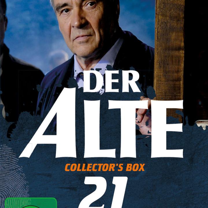 Der Alte Collector's Box Vol.21 (15 Folgen/5 DVD)
