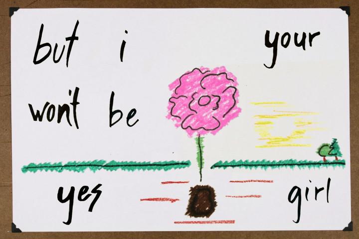 yes girl (Lyric Video)