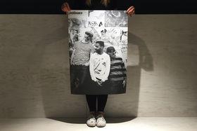 Beginner, Omas Tapete hat ausgedient: Gewinnt Bandposter von den Beginnern