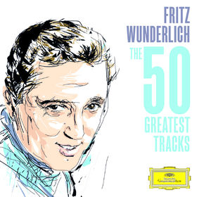 Fritz Wunderlich, The 50 Greatest Tracks, 00028947964186