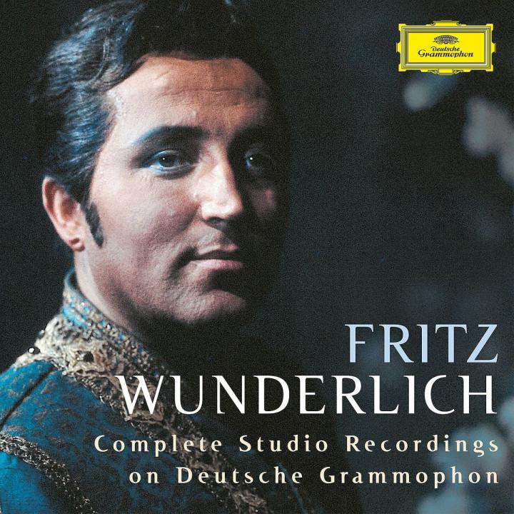 Wunderlich Complete Studio Recordings