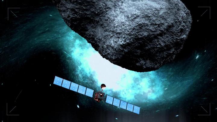 Rosetta - Mission accomplie (Rosetta's Waltz - Teaser)