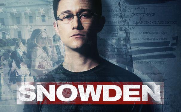 Snowden - OST, Oliver Stones SNOWDEN – jetzt im Kino