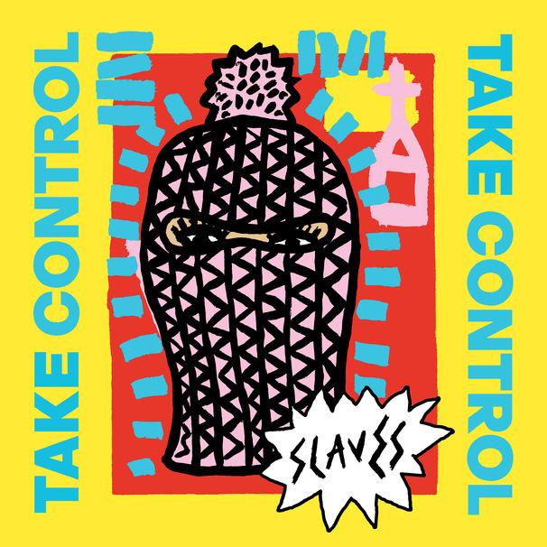 Slaves, Slaves Take Control Cover