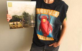Wanda, Wanda beim Highfield Festival: Wir verlosen Shirts und Vinyls