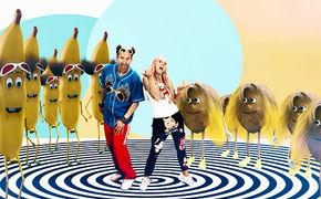 Tom Lehel, Loona und Tom Lehel im fruchtigen Musikvideo Banana Coconut