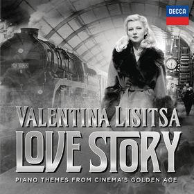 Valentina Lisitsa, Love Story: Piano Themes From Cinema's Golden Age, 00028947894551