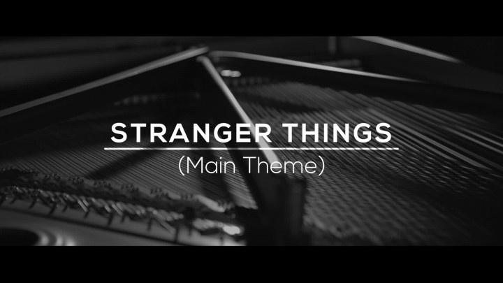 Stranger Things Main Theme (Cover)