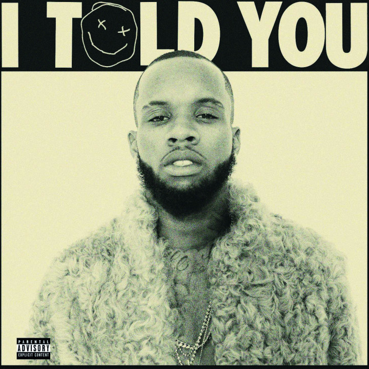 Tory Lanez I Told You Album-Cover
