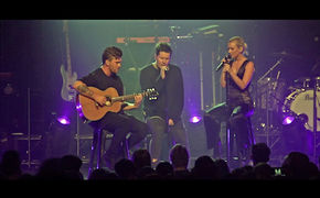 Jarryd James, Jarryd James und Broods performen  gemeinsam 1000x und verraten, wie es zu ihrer Zusammenarbeit kam