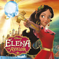 Disney, Elena of Avalor, 00050087340636