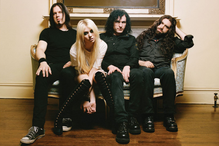 The Pretty Reckless 2015