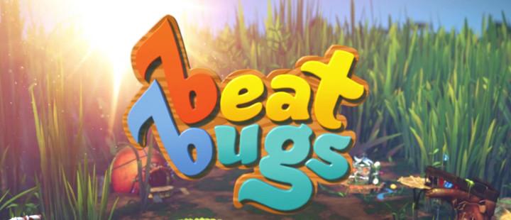 Beat Bugs Logo Screenshot