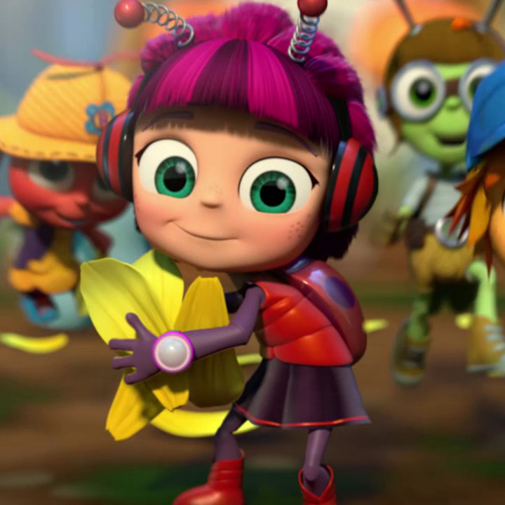 Beat Bugs Soundtrack