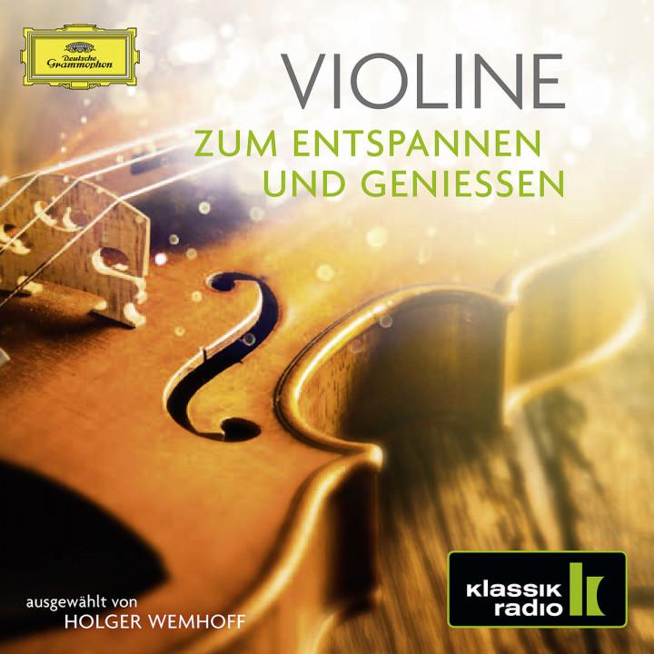 Violine - Zum Entspannen und Genießen