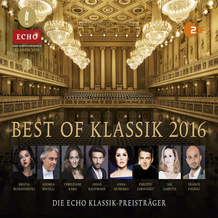 Best of Klassik 2016  Die Echo Klassik-Preisträger