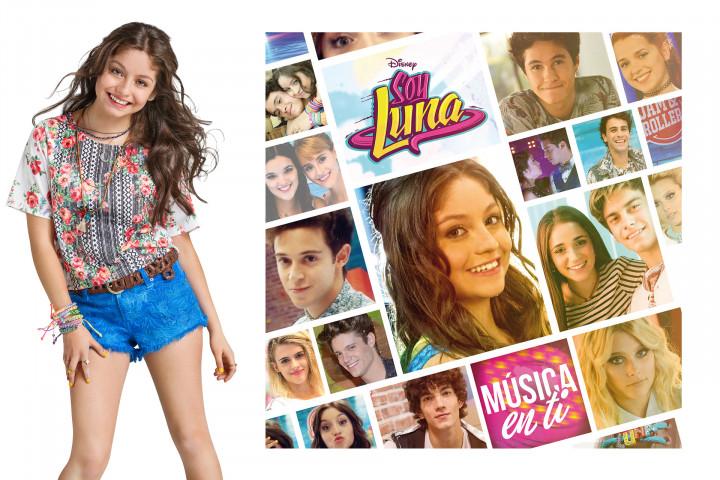 Soy Luna Musica en ti News mit Album