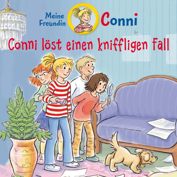 48: Conni löst einen kniffligen Fall
