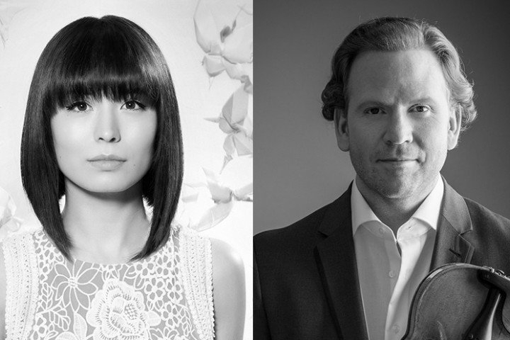 Alice Sara Ott, Daniel Hope