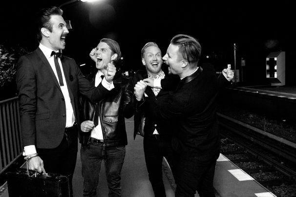 Royal Republic, Zusatztermine 2017: Erste Royal Republic Konzerte bereits ausverkauft