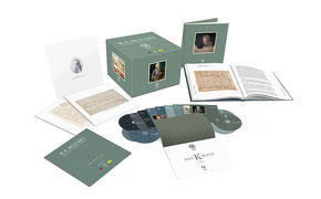 Diverse Künstler, Zum 225. Todestag von W. A. Mozart veröffentlichen Deutsche Grammophon & Decca eine neue Gesamtaufnahme
