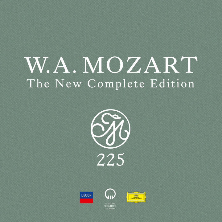 Mozart 225 - The New Complete Edition