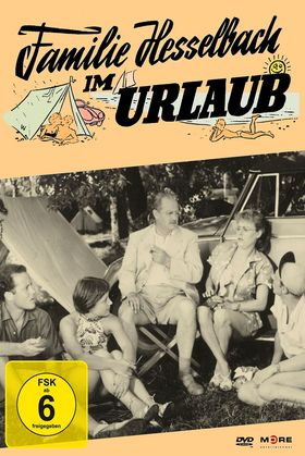 Die Hesselbachs, Familie Hesselbach im Urlaub (Kinofilm), 04032989604432