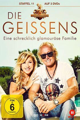Die Geissens, Die Geissens - Staffel 11 (3 DVD), 04032989604456