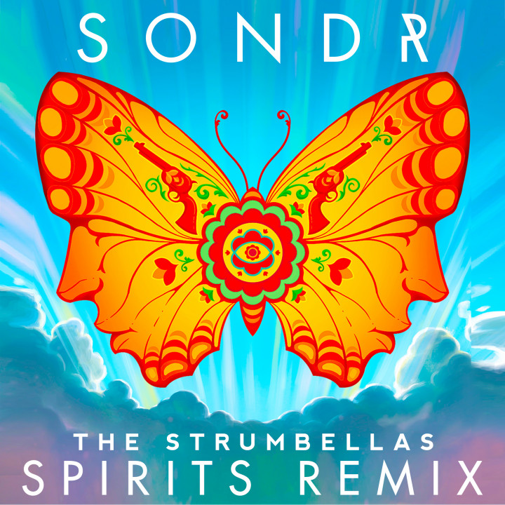 The Strumbellas - Cover - Spirits (Sondr Remix)