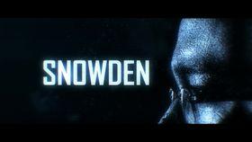 Snowden - OST, Snowden (Trailer)